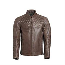 Brown Andorra Jacket