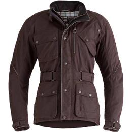 Ladies Oxblood Barbour Jacket