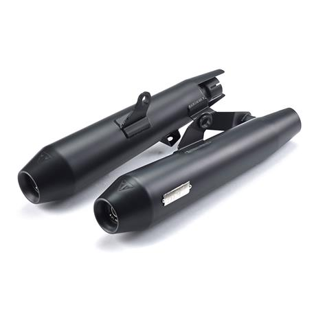 Vance & Hines Black Slip-On Exhaust