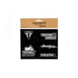 Bonneville Sticker Set
