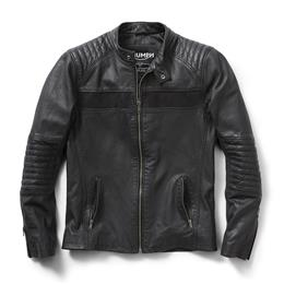 FRASER CASUAL LEATHER JACKET