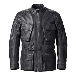 LEATHER BECK JACKET